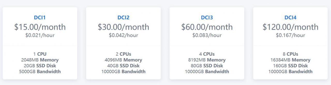 Aulerion:.5/月/512MB内存/10GB SSD空间/1TB流量/KVM/洛杉矶/英国/德国