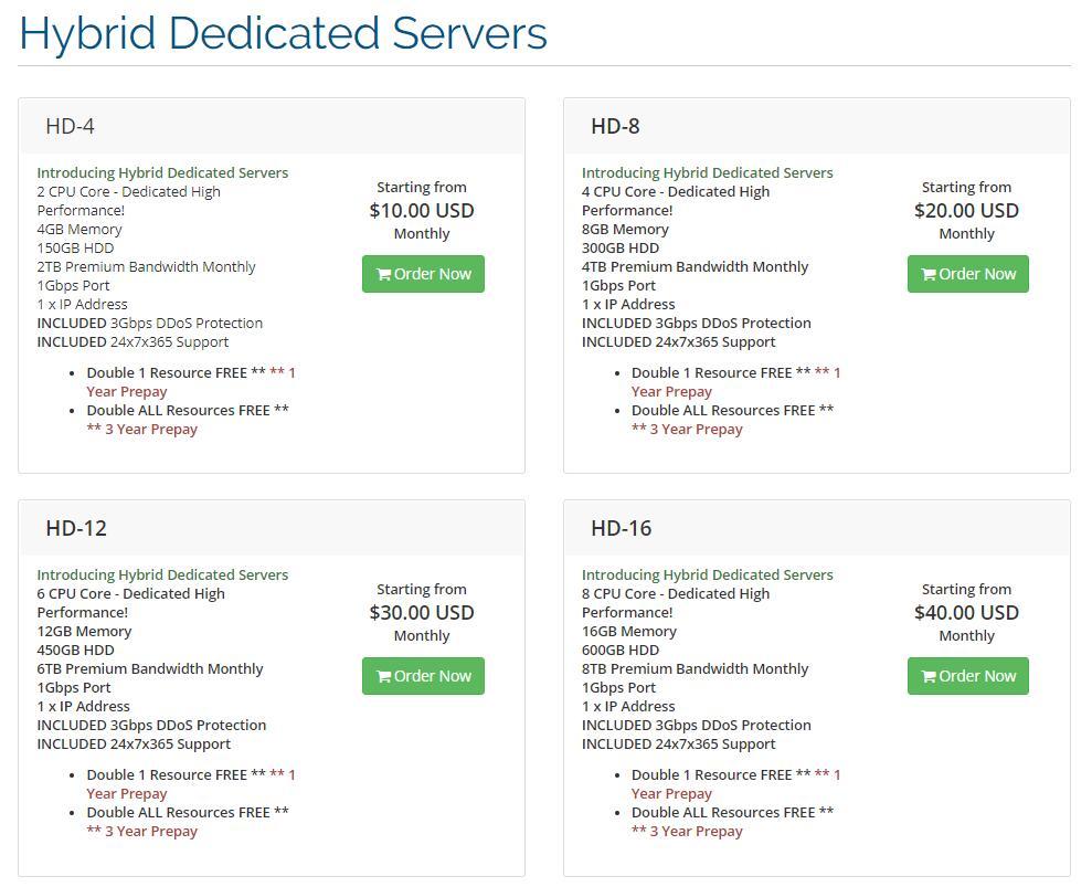 HiFormance - /月  KVM大硬盘  4G/150GB/2TB/ 洛杉矶