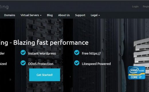 ArchHosting – $30/年 KVM 1核 1G 25G 1T 1G 洛杉矶