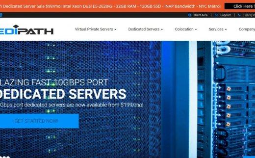 Dedipath – 洛杉矶 VPS终身四五折 服务器六五折