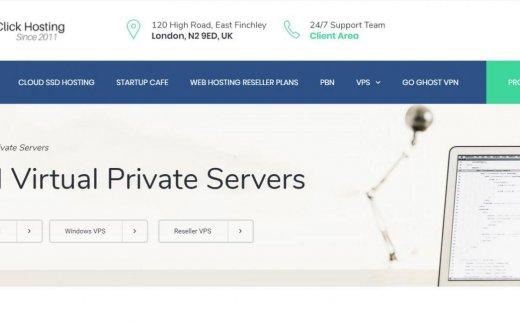 QuickClickHosting – 黑五 VPS5折促销 不限流量 DDoS防护 $5/年