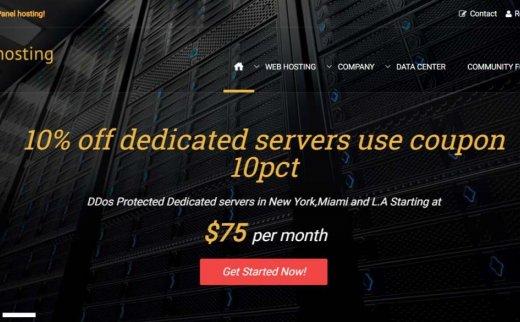 Bigpowerhosting – 美国KVM 2.5折优惠 最低1.25刀/月 三机房可选
