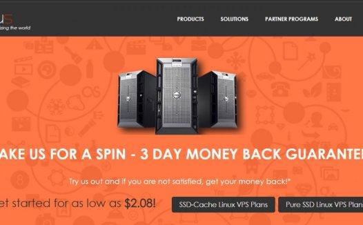 Virpus:$15/年,西雅图1g内存Xen虚拟VPS,独服仅需$25/月