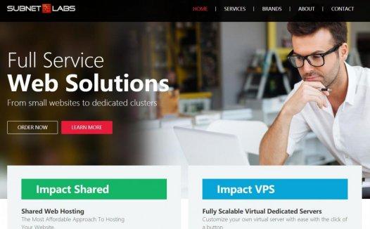 Impactvps:西雅图VPS/2核/2G 内存/30G SSD/2T流量/100M端口/月付$3.5/KVM/Incero机房/适合做站