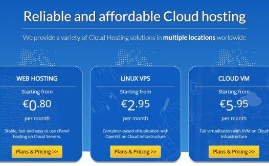 Virtono:丹麦VPS/1核/1G内存/20G SSD/2T流量/1G端口/KVM/月付€4.16/电信和移动不绕美