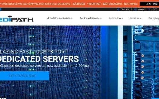 Dedipath – 洛杉矶独服 E3-1270v2 16G 2THDD/120GSSD G口无限流量 $79/月