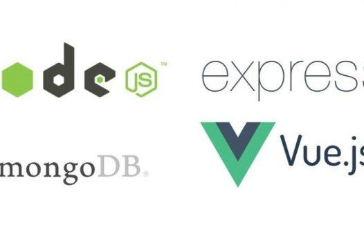 【教程】 Vue+Node+MongoDB高级全栈开发
