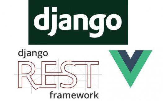 【教程】Vue+Django REST framework 打造生鲜电商项目