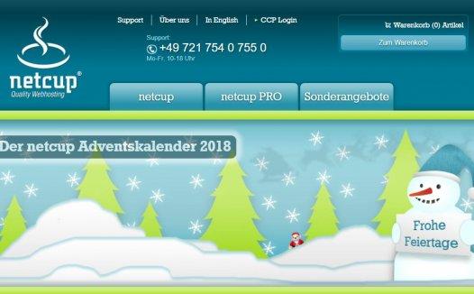 Netcup – 德国老牌服务商 圣诞特价促销