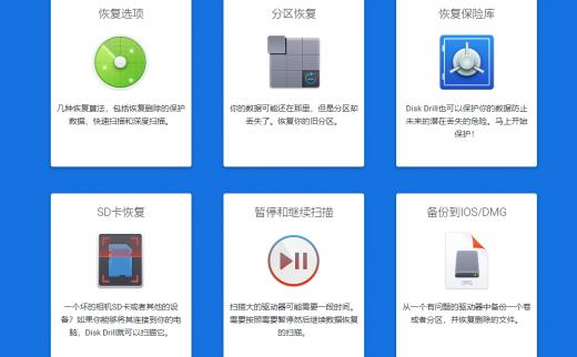 Disk Drill专业破解版 – 专业数据恢复软件Mac/Win