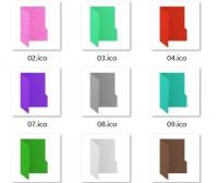 FolderPainter文件夹改色工具 – 让你的文件夹更有特色